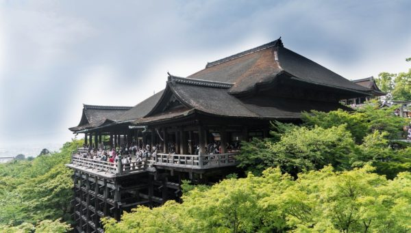 Photo du temple Kiyomizu-dera