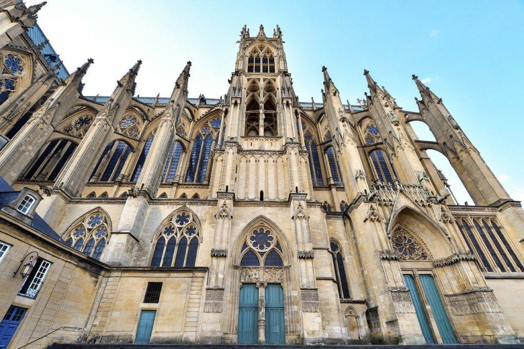 Cathedrale Saint-Etinne